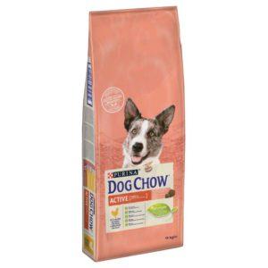 Purina Dog Chow Adult Active, croquettes poulet pour chien