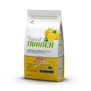 Natural Trainer Small Adult Poulet