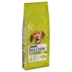 Purina Dog Chow Adult croquettes poulet pour chien