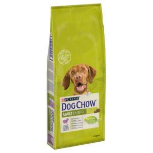 Purina Dog Chow Adult agneau pour chien