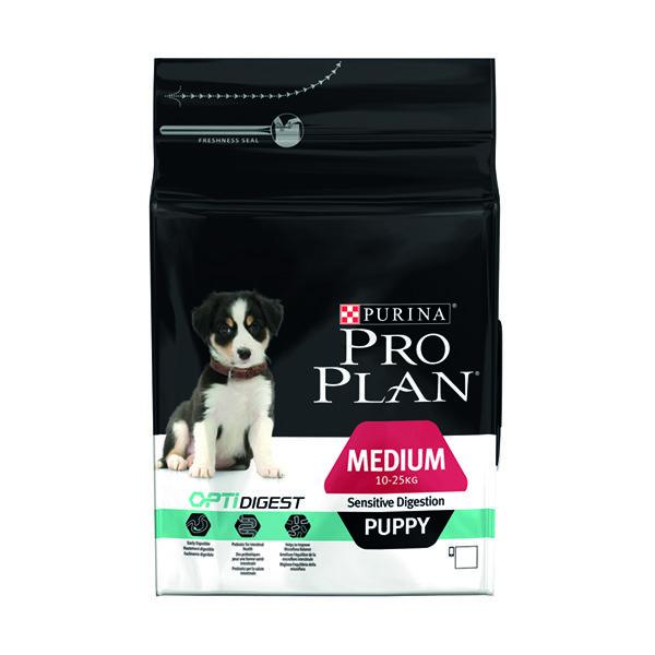 Purina Pro Plan Medium Puppy Sensitive Digestion poulet