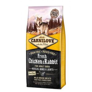 Carnilove-Fresh-poulet-&-lapin