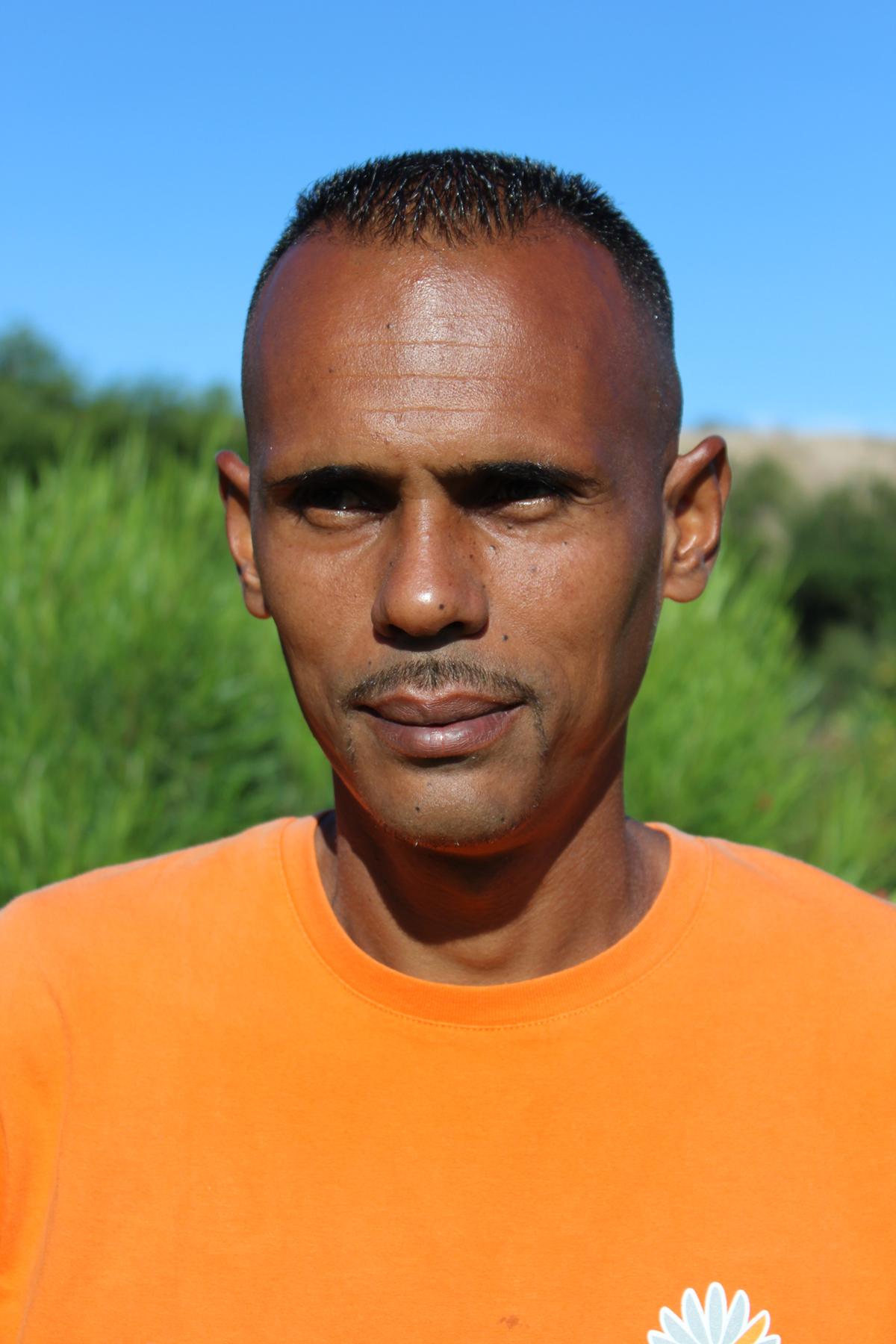 Emmanuel, gestionnaire de rayon pépinière