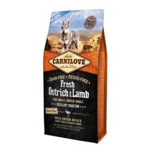 Carnilove fresh autruche et agneau