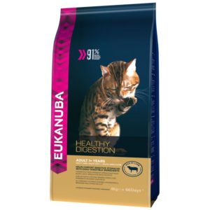 Eukanuba Healthy Digestion Adult pour chat