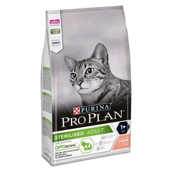 Purina Pro Plan Sterilised saumon pour chat