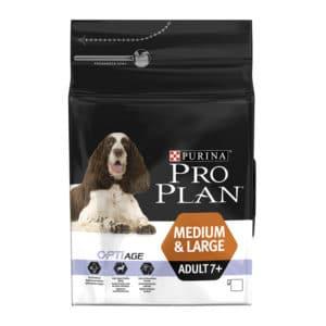Pro Plan Medium & Large Adult 7+