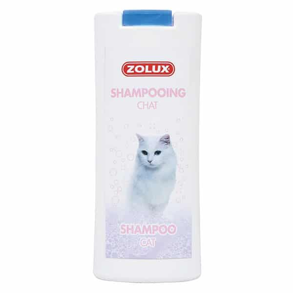 Shampooing chat