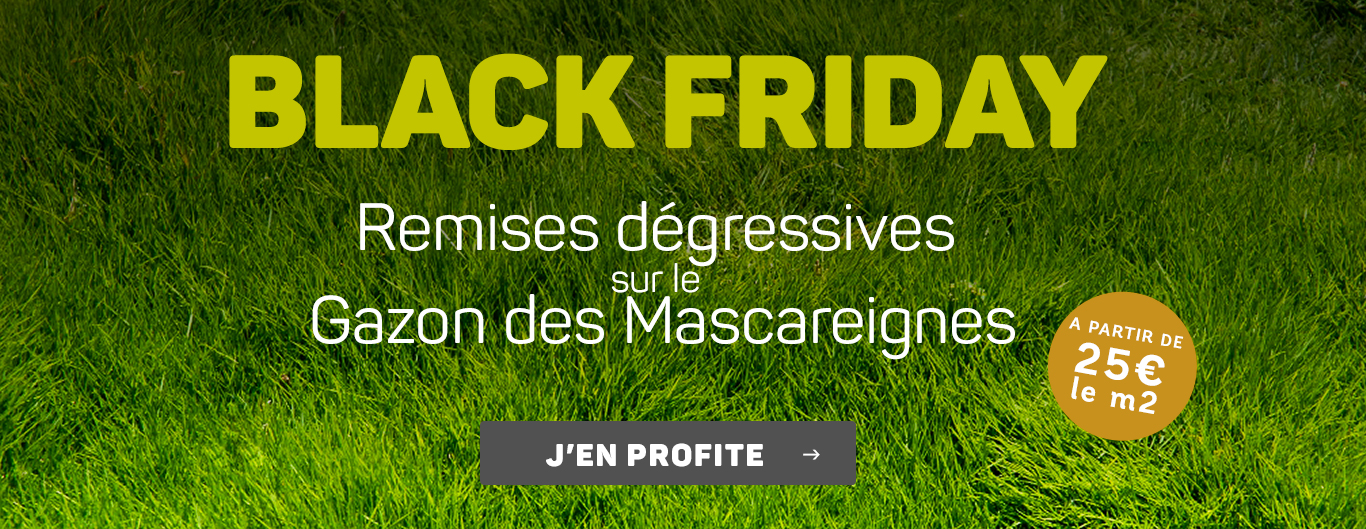 Promotion gazon des mascareignes
