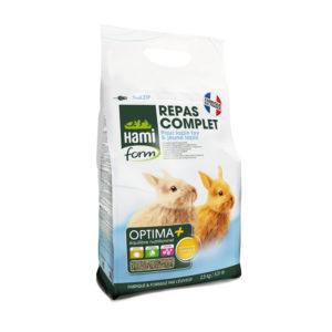 Premium Optima+ repas complet lapin