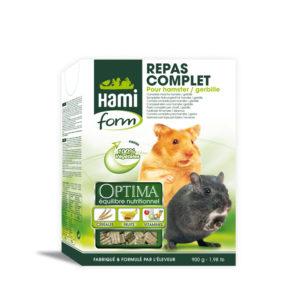 Optima repas complet hamster & gerbille