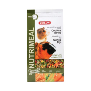 Aliment Cochon d'inde Nutrimeal Standard - Zolux