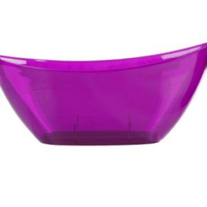 Cache-pot Clear Violet