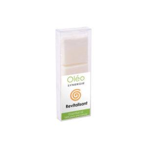 Oléo Synergie Pastille parfumée 100% naturelle Revitalisant