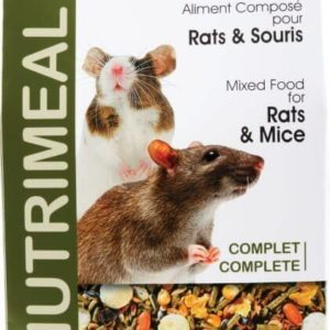 Aliment rat & souris Nutrimeal
