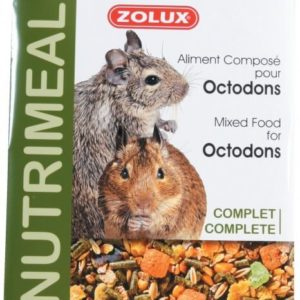 Alimentation Octodons Nutrimeal