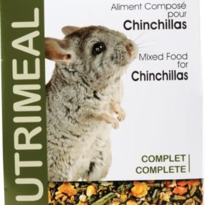 Alimentation Chinchillas Nutrimeal Standard
