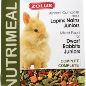 Aliment lapin junior NUTRIMEAL