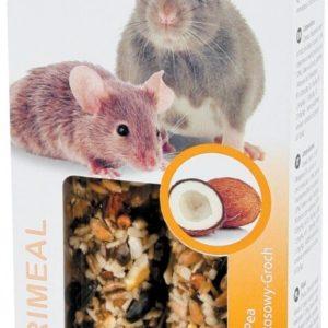 Crunchy stick rat souris coco/petits pois