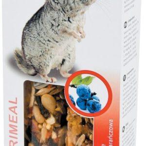 Crunchy Stick chinchilla prunelle/orange