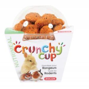 Crunchy CUP carotte lin
