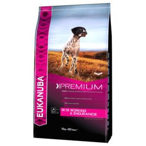 Eukanuba Adult Premium Working & Endurance pour chien