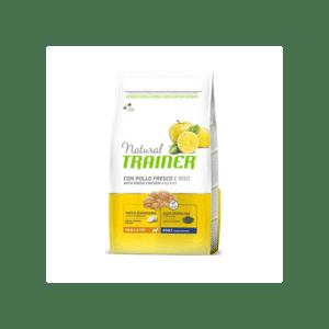 Natural Trainer Adult Mini poulet pour chien de petite race