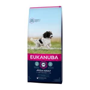 Eukanuba Active Adult Medium pour chien de taille moyenne