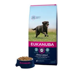 Eukanuba Active Adult Large pour chien de grande taille