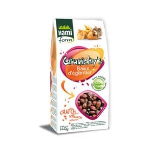 Crunchy's Baies d'églantier