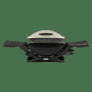 Barbecue Weber Q 2000 Titane