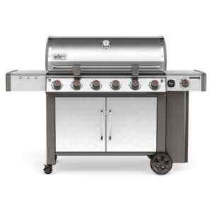 Genesis II LX S-640 GBS barbecue à gaz