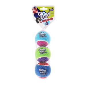 Lot de 3 balles Original balls Gigwi