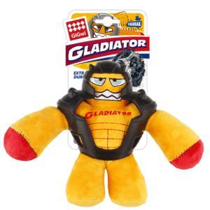 Gigwi Gladiator jouet couineur pour chien