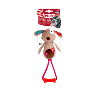 Plush Friendz Chien jouet pour chiot GiGwi