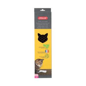 Griffoir carton nid d'abeille avec Catnip