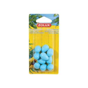 10 œufs factices pour canaris Zolux-5acf2f4bb03bd