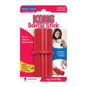 Jouet KONG Dental Stick pour chien