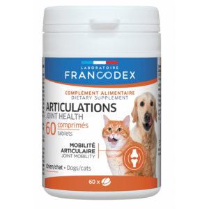 Francodex Articulations pour chiens et chats