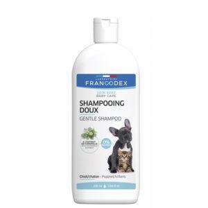 Francodex Shampoing doux pour chiots et chatons