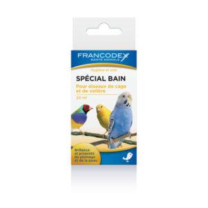 Francodex Spécial Bain pour oiseaux de cage et volière