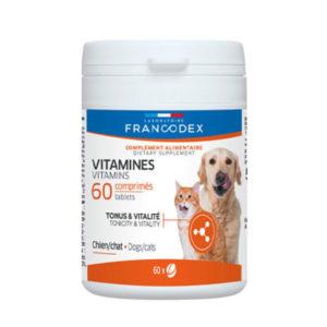 Francodex Vitamines pour chiens et chats