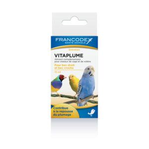 Francodex Vitaplume pour la mue et la beauté du plumage