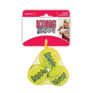 KONG AirDog Squeaker Balles pour chien