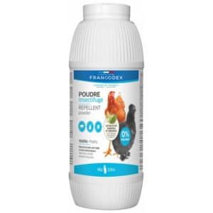 Francodex Poudre insectifuge volailles