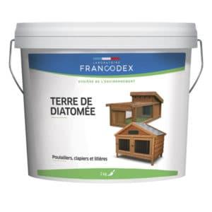 Francodex Terre de Diatomée
