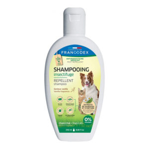 Francodex Shampooing insectifuge pour chiens & chats