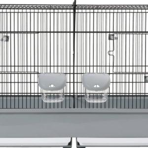 Cage d'élevage Cova 67 avec tiroirs