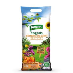 Engrais Plantes du soleil Bio Tonusol