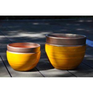 Pot Austral coloris Ibiza Sunshine